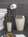 Toilet Paper Holder Plug n Roll, BATHROOM, KOZIOL, - Fabrica