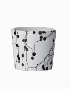 Tree Bomb Mug - Black, KITCHENWARE, FERM, - Fabrica