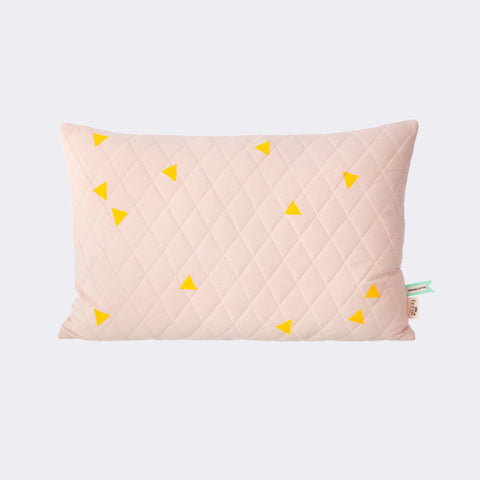 Teepee Quilted Cushion - Rose, KIDS, FERM, - Fabrica