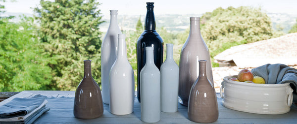 Bottiglieria Bottle - Grey, HOME DECOR, VIRGINIA CASA, - Fabrica