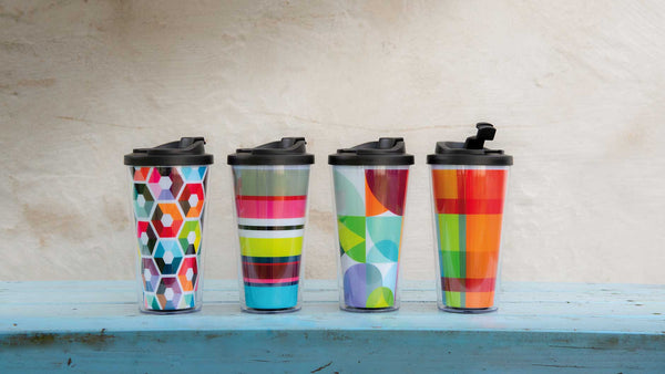 "Coffee To Go ""Verano"", KITCHENWARE, REMEMBER®, - Fabrica"