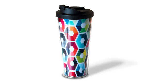 "Coffee To Go ""Hexagon"", KITCHENWARE, REMEMBER®, - Fabrica"