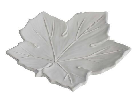 Small Grape Leaf Plate, HOME DECOR, VIRGINIA CASA, - Fabrica