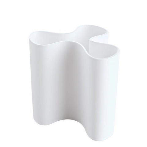 Clara M Vase (Solid White), HOME DECOR, KOZIOL, - Fabrica