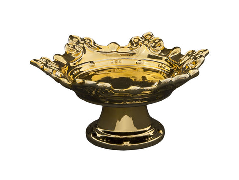 Regale Royal Crown Small Cake Stand