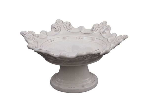 Regale Royal Crown Small Cake Stand, HOME DECOR, VIRGINIA CASA, - Fabrica