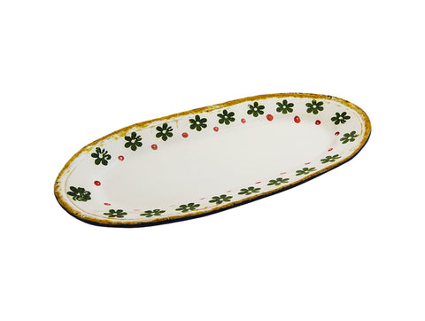 Abbazia Oval Tray, KITCHENWARE, VIRGINIA CASA, - Fabrica