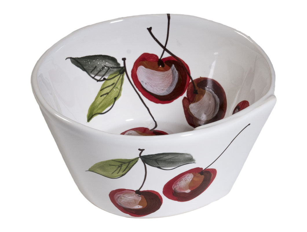 Lastra Cherry small Cereal Bowl, HOME DECOR, VIRGINIA CASA, - Fabrica