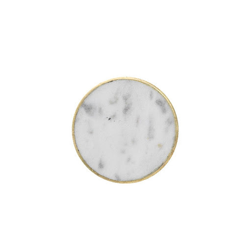 Hook-Stone-Large-White Marble, HOME DECOR, FERM, - Fabrica