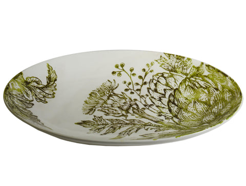 Acanto Oval Platter, KITCHENWARE, VIRGINIA CASA, - Fabrica