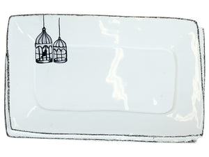 Gabbietta Rectangular tray, HOME DECOR, VIRGINIA CASA, - Fabrica