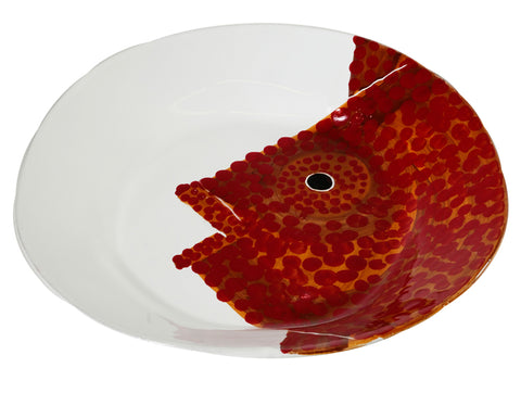 Corallo-Low Bowl-Fish
