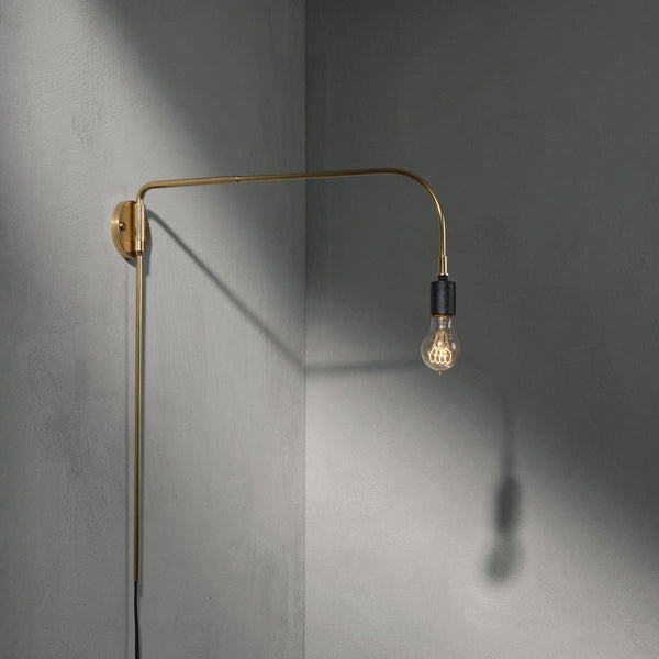 Warren Lamp Brass, LIGHTING, MENU, - Fabrica