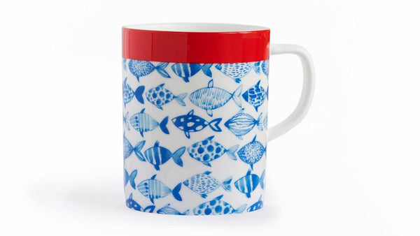 "Mug ""Fish"", KITCHENWARE, REMEMBER®, - Fabrica"