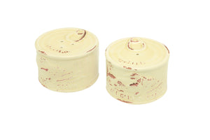 Mediterraneo Salt & Pepper Set, KITCHENWARE, VIRGINIA CASA, - Fabrica