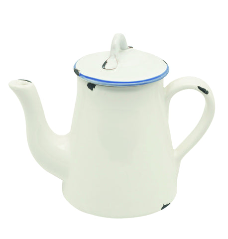 Vecchio Smalto Coffee Pot, KITCHENWARE, VIRGINIA CASA, - Fabrica