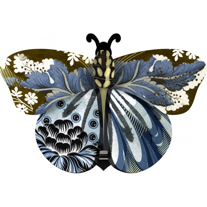 Butterfly Small With Mirror - Abigaille, HOME DECOR, MIHO UNEXPECTED, - Fabrica