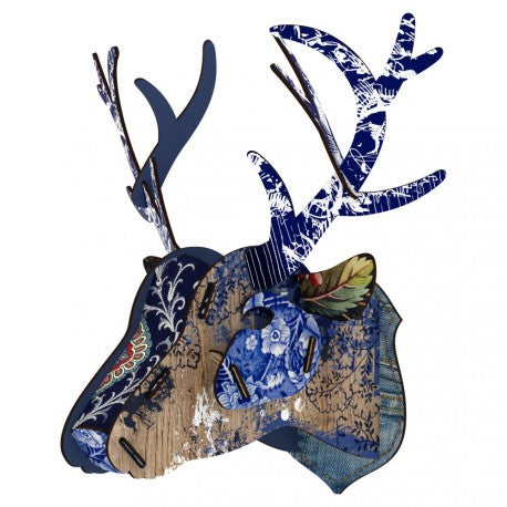 Trophy Deer - Breaking News, HOME DECOR, MIHO UNEXPECTED, - Fabrica