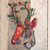 Trophy Deer - Bunches, HOME DECOR, MIHO UNEXPECTED, - Fabrica