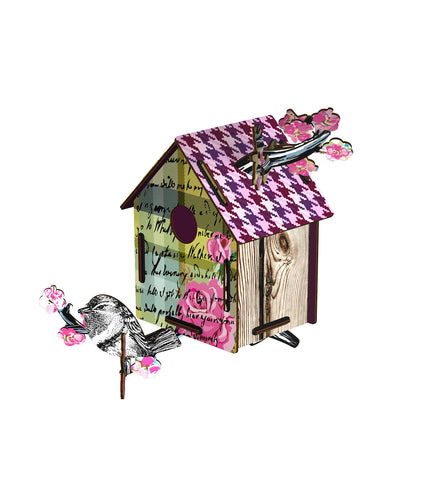 Bird House - Romantic Resort, HOME DECOR, MIHO UNEXPECTED, - Fabrica
