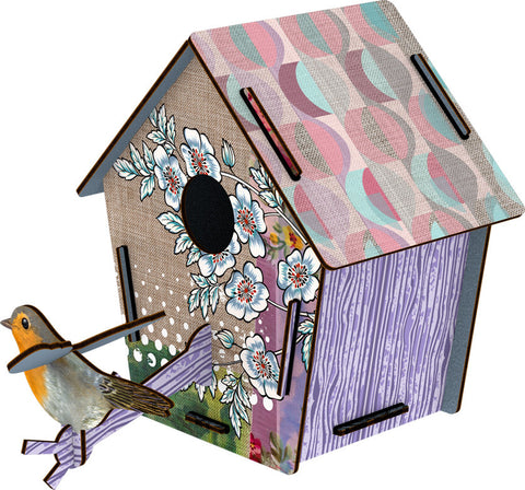 Bird House - Guest Room, HOME DECOR, MIHO UNEXPECTED, - Fabrica