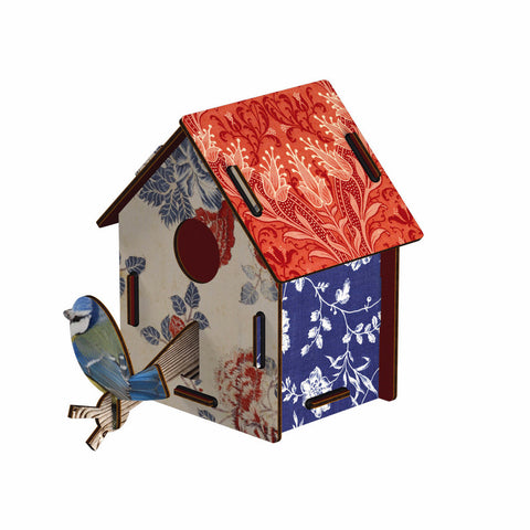 Bird House Small - Countryside, HOME DECOR, MIHO UNEXPECTED, - Fabrica