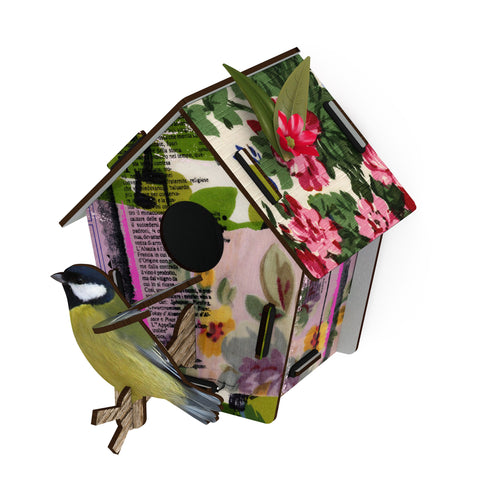 Bird House Small - Fresh Spot, HOME DECOR, MIHO UNEXPECTED, - Fabrica