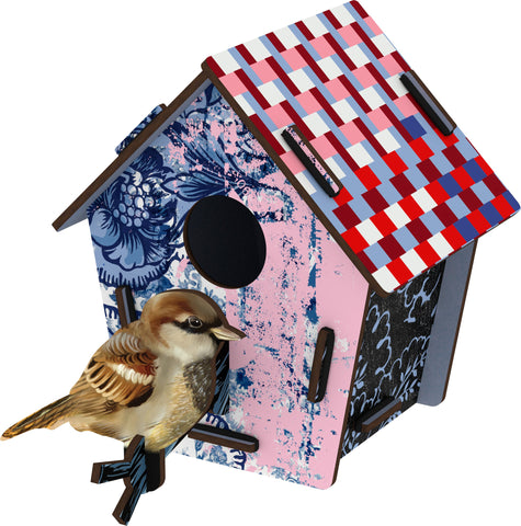 Bird House Small - Coup De Coeur, HOME DECOR, MIHO UNEXPECTED, - Fabrica