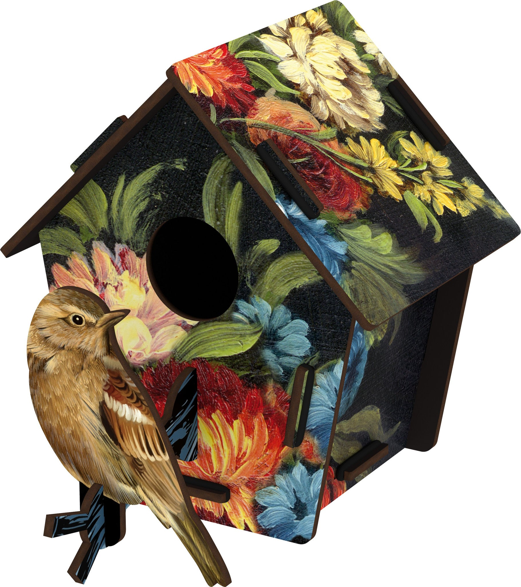 Bird House Small - Coup De Theatre, HOME DECOR, MIHO UNEXPECTED, - Fabrica