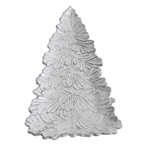 NATALE WHITE TREE  TRAY