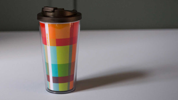 "Coffee To Go ""Funky Kilt"", KITCHENWARE, REMEMBER®, - Fabrica"