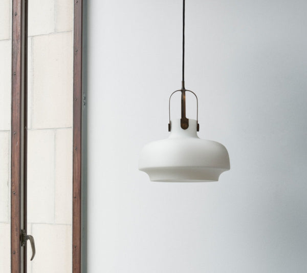 Copenhagen Pendant SC7 - Matt White, LIGHTING, &TRADITION, - Fabrica