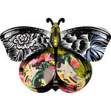 Butterfly Small With Mirror - Elisabetta, HOME DECOR, MIHO UNEXPECTED, - Fabrica