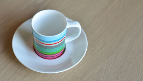 "Espresso Cup+Saucer ""Selva"", KITCHENWARE, REMEMBER®, - Fabrica"
