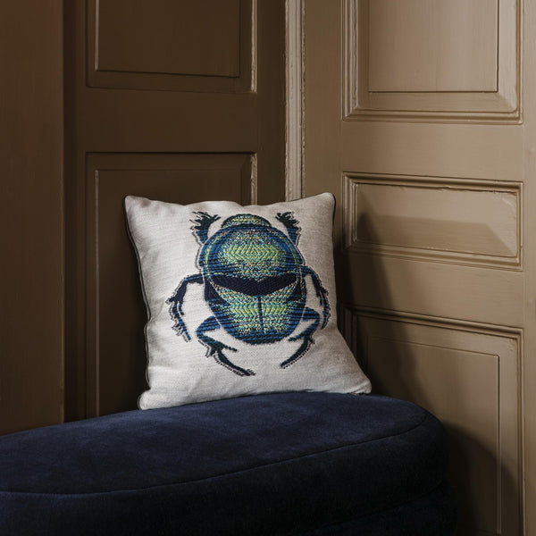 Salon Cushion - Beetle, HOME DECOR, FERM, - Fabrica