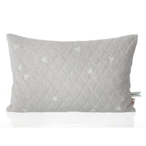 Teepee Quilted Cushion - Grey, KIDS, FERM, - Fabrica