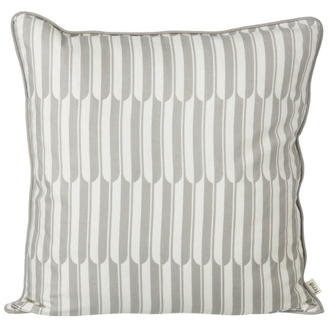 Arch Cushion - Grey/Off White, HOME DECOR, FERM, - Fabrica