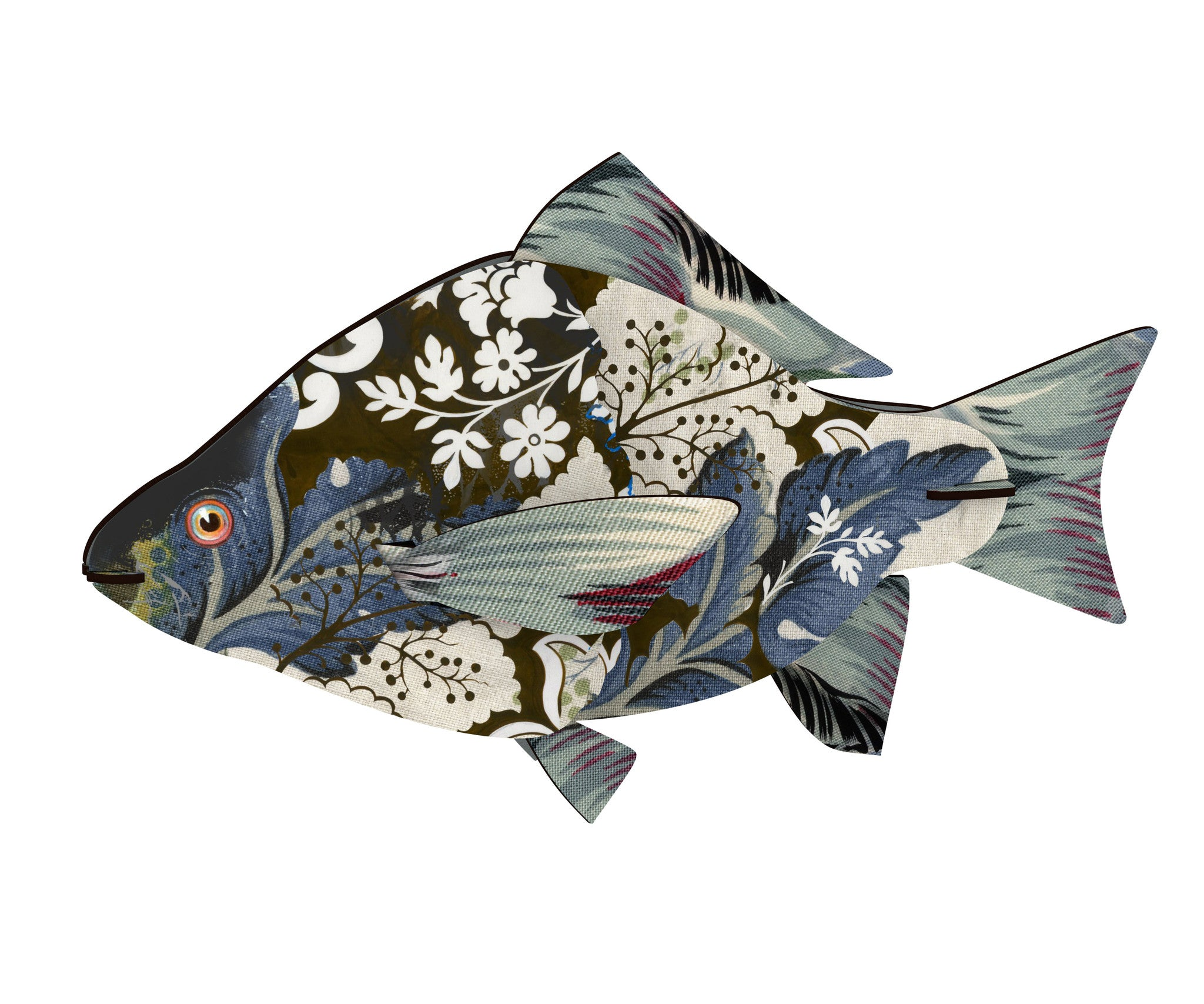Fish - Carpe Diem, HOME DECOR, MIHO UNEXPECTED, - Fabrica