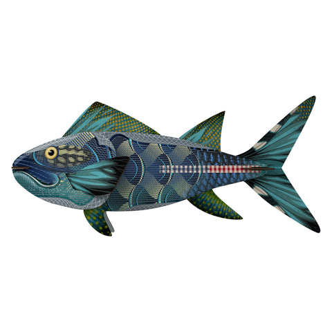 Fish - The Big Kahuna, HOME DECOR, MIHO UNEXPECTED, - Fabrica