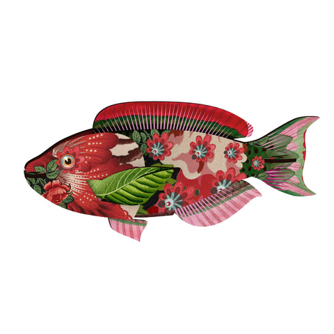 Fish - Abracadabra, HOME DECOR, MIHO UNEXPECTED, - Fabrica