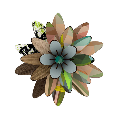Flower - Northern Star, HOME DECOR, MIHO UNEXPECTED, - Fabrica