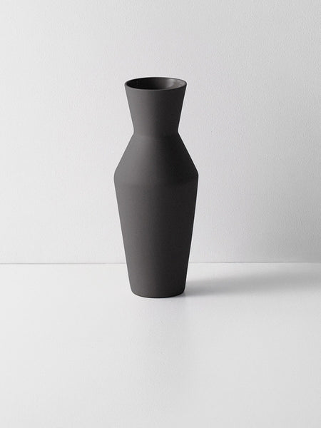 Sculpt Vase Corset - Dark Grey, HOME DECOR, FERM, - Fabrica