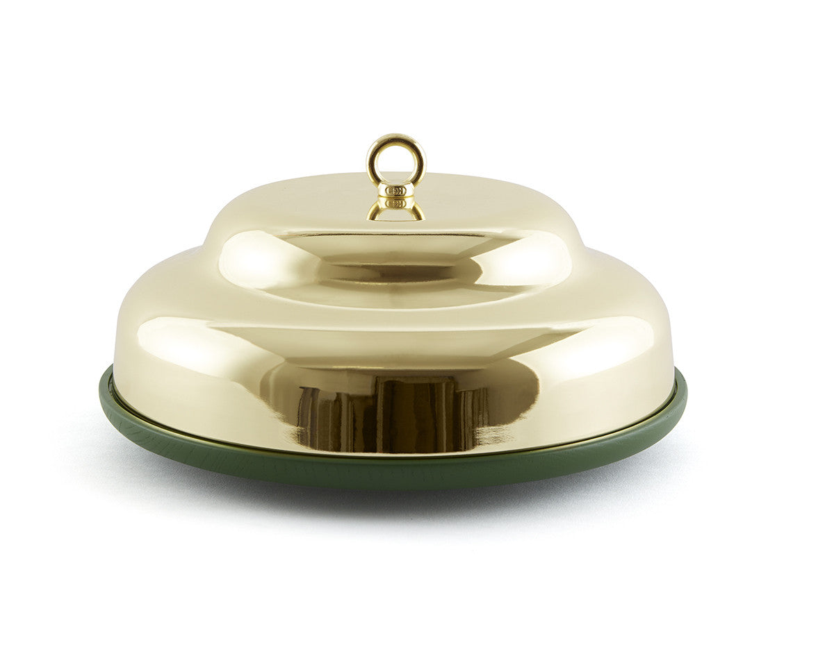 Belle - Stand Brass Cloche Dome, HOME DECOR, INCIPIT, - Fabrica