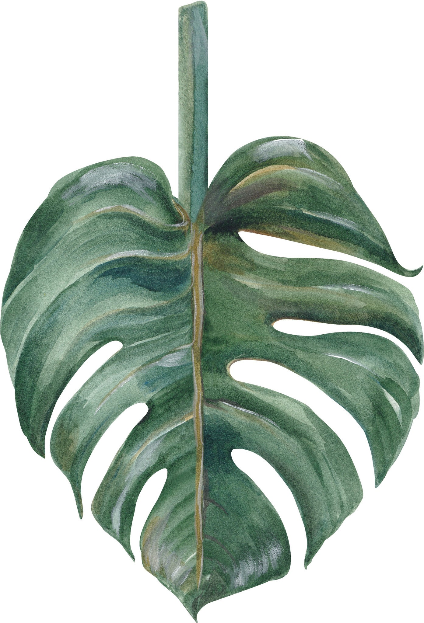 Philodendron Decorative Leaf - Tropic, HOME DECOR, MIHO UNEXPECTED, - Fabrica