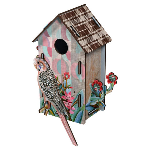 Bird House 2 Floors - Little Rascal, HOME DECOR, MIHO UNEXPECTED, - Fabrica