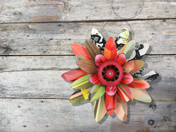 Flower - Marte, HOME DECOR, MIHO UNEXPECTED, - Fabrica