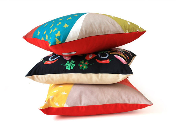 Paco II Cotton Cushion, HOME DECOR, MY FRIEND PACO, - Fabrica