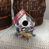 Bird House Small - Poppy Seed, HOME DECOR, MIHO UNEXPECTED, - Fabrica