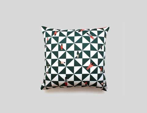 Ride Cotton Cushion, HOME DECOR, MY FRIEND PACO, - Fabrica