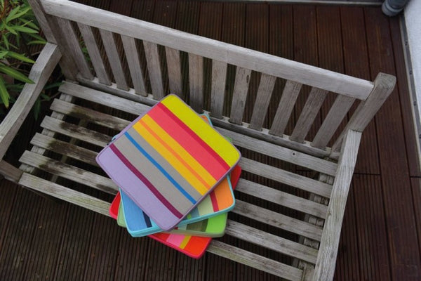 "Seat Cushions 40x40cm ""Ibiza"", HOME DECOR, REMEMBER®, - Fabrica"